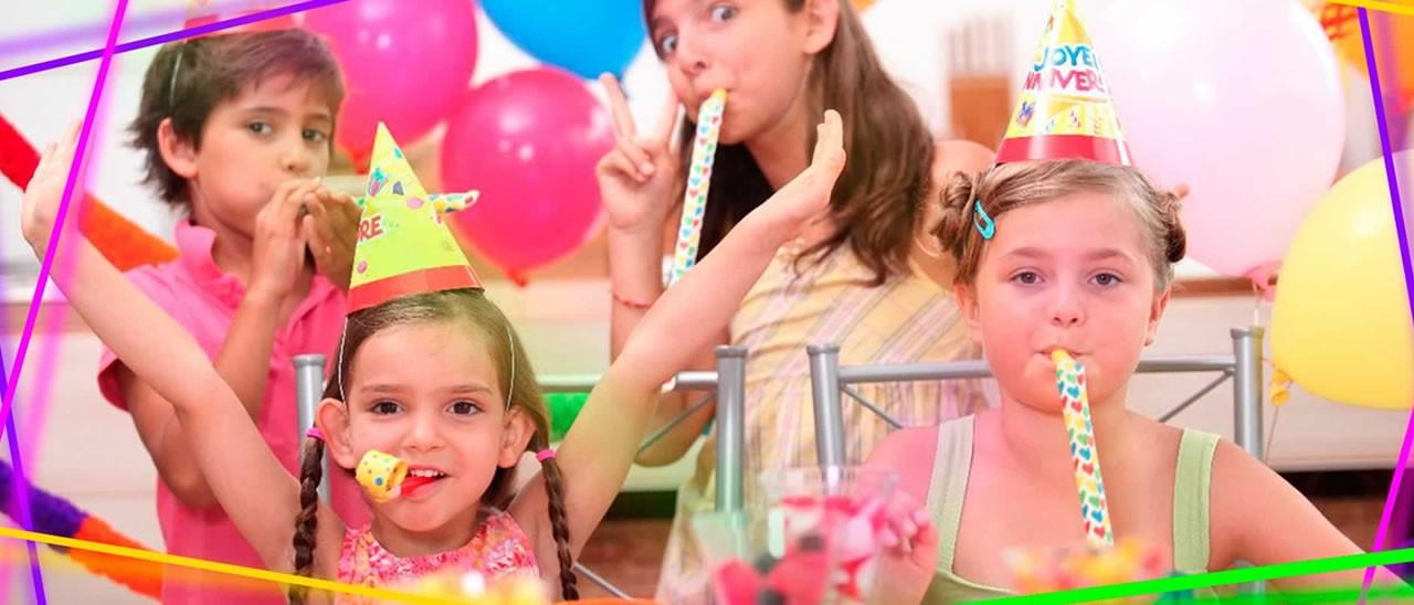 Paquetes Fiestas Infantiles